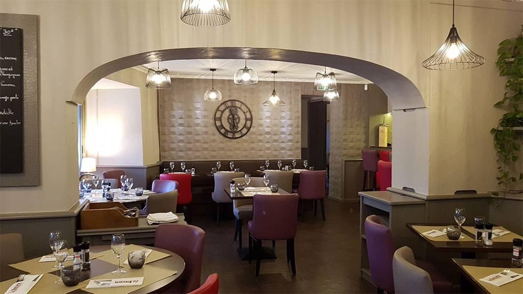 Le restaurant - La brasserie tradition et gourmandise - Saint Raphael